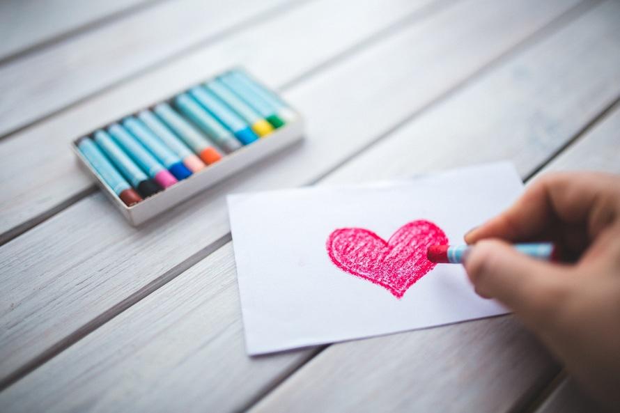 art in school, art education, kids coloring