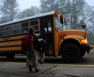 school bus, field trip